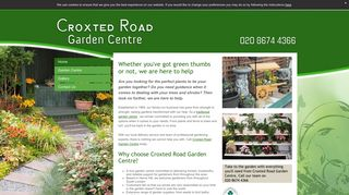 Croxted Road Garden Centre