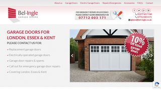 Bel-ingle Garage Doors