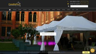Gazebo Hire London