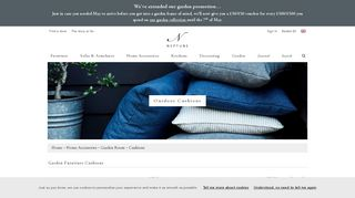 Neptune Outdoor Cushions