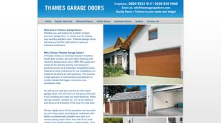 Thames Garage Doors