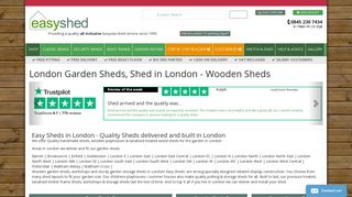 Easy Shed London